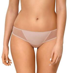 dcdb0931cf84 Details about Soft Sheer Mesh Brazilian Panty New Kinga Lingerie Sabine  S5722