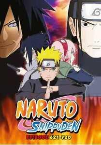 Anime DVD Naruto Box 5 Vol.621-720 (Naruto Shippuden Vol ...