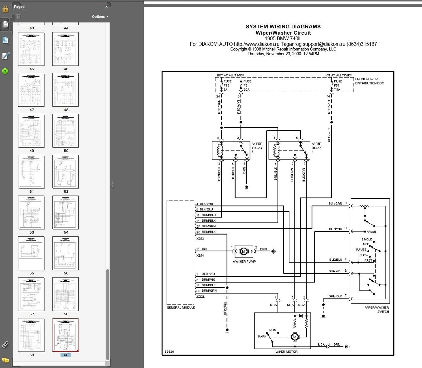 Schemi Elettrici Bmw : Bmw i e e t m electric troubleshooting manual schemi