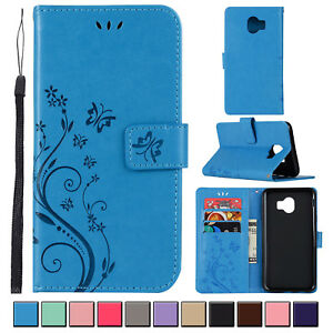 For-Samsung-Galaxy-J1-J2-J3-J4-J5-J6-J7-Wallet-PU-Leather-Flip-Stand-Case-Cover