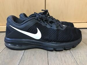 Nike Air Max Full Ride TR 1.5 Men s Training Shoes Men Black White ... 0b1cacf01