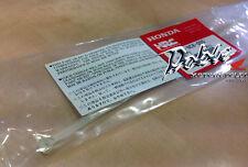 HRC Honda Racing Corporation Overflow Expansion Catch Tank Cable Tie Straps Pair