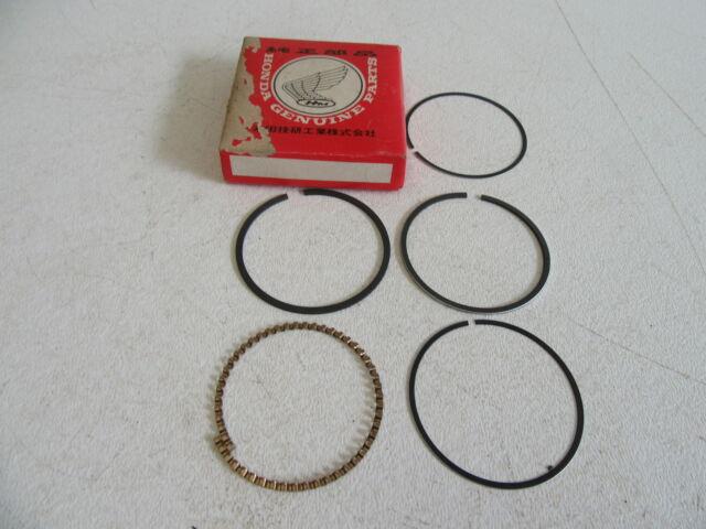 Honda XL 250 Kolbenringe Satz 0,25 neu Original ring set piston NOS