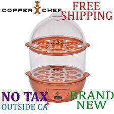 Copper Chef Auto Boil Up To 14 Eggs Egg Maker