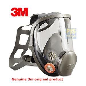 full mask respirator 3m