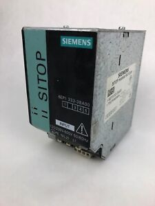 Siemens-1P-6EP1333-3BA00-SITOP-Modular-Power-Supply-5A-1-2-ph-FSTSHP