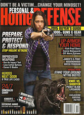 PERSONAL & HOME DEFENSE 2015 Gun Buyer's Guide #159 Protect Stop Violent Attacks