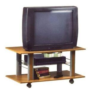 CARRELLO PORTA TV MOBILE PORTA TV CON RUOTE PORTA STEREO HI FI ...