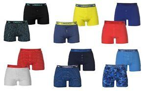 2 Pairs Lonsdale London Boxer Short Boxers Pants Trunks XS S M L XL XXL 3XL 4XL