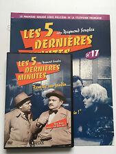 LES 5 DERNIERES MINUTES .. DVD N°17 + FASCICULE ... RAYMOND SOUPLEX