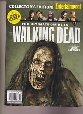 COLLECTOR'S EDITION ENTERTAINMENT Ultimate Guide to The Walking Dead COVER 1 of2
