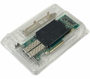 Solarflare SR203 HBA 2x SFP+ bis 10Gbps PCIe x8 SF10-050020 full & low-profile