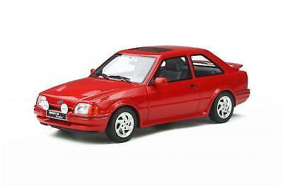OT826 1//18 Ford Escort MK4 RS Turbo 1990 Red ottomobile
