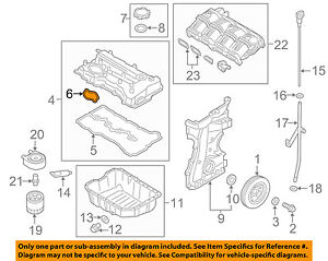 [DIAGRAM_38IU]  HYUNDAI OEM 13-16 Santa Fe Engine-Valve Cover Seal 224422G670 | eBay | 2015 Hyundai Santa Fe Engine Diagram |  | eBay