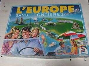 Jeu-de-societe-L-039-Europe-sans-frontieres-Schmidt-Parfait-etat