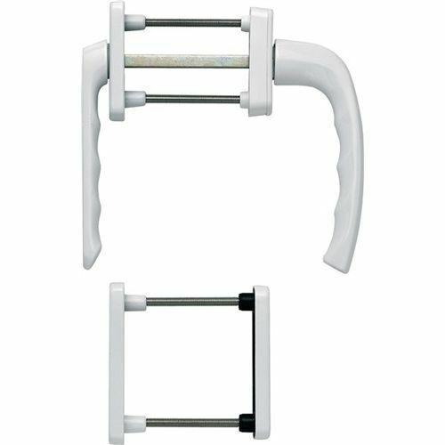 3273952 Hoppe Charnières Salon de New York rectangulaire 7 mm aluminium PZ
