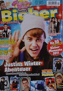 JUSTIN-BIEBER-Picture-Star-Magazin-01-2012-XXL-Poster-Clippings-Sammlung