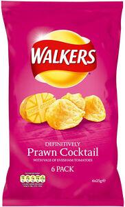 Walkers-SCAMPI-COCKTAIL-Croccante-confezione-da-6