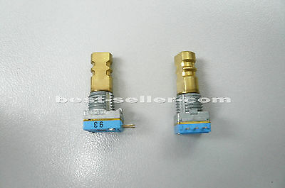 Yaesu 7 FTM-350 Rotary Encoder vertex standard Original radio part Q9000908