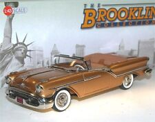 Brooklin Models BRK 194, 1957 Oldsmobile Super 88 2-Door Convertible, gold, 1/43