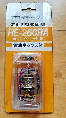 Mabuchi RE-140RA Small DC Motor 4580265061405 RE-140