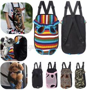 Hunderucksack-Vorne-Hundetasche-Hundetragetasche-Haustier-Tragetasche-S-M-L