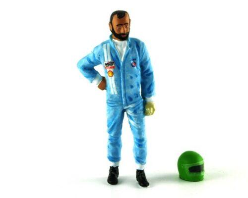 Le Mans Miniatures Henri Pescarolo 1//32 Maßstab Slotcar Harz-Figur Flm132030m