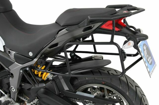 Hepco&Becker Soporte Maleta Lateral Festverschraubt Negro Ducati Multistrada