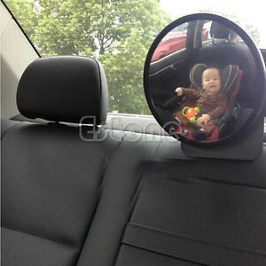 universal infant car safety seat inside mirror view back rear ward facing care. Black Bedroom Furniture Sets. Home Design Ideas