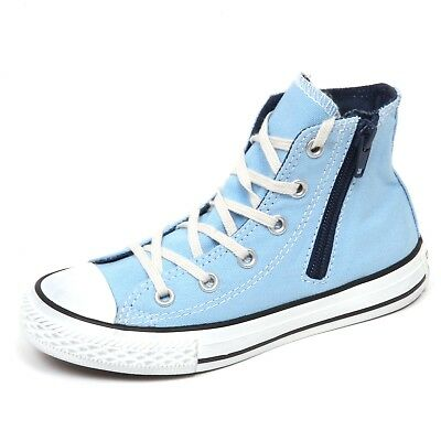 converse all star blu bambino