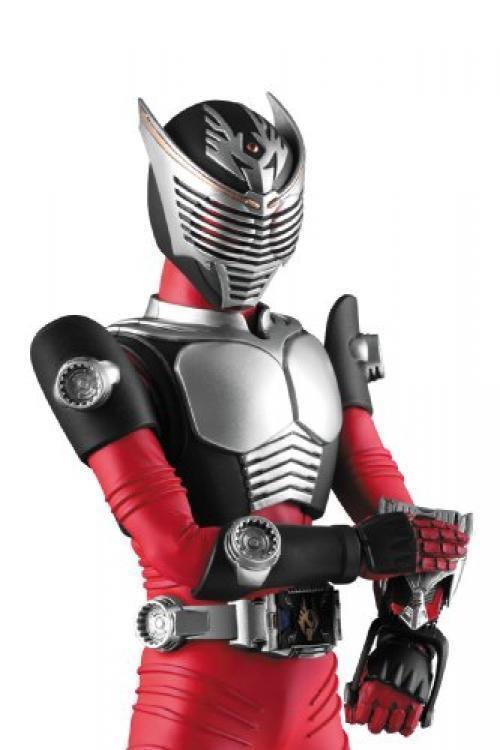 Nouveau MEDICOM Jouet RAH DX No.479 Masked Kamen Rider Dragon Knight Action Figure