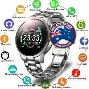 Unisex-Sports-Smart-Watch-Heart-rate-Blood-Pressure-Waterproof-Android-IOS-2020
