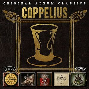 COPPELIUS-ORIGINAL-ALBUM-CLASSICS-5-CD-NEU