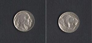 USA - 5 Cent Art Indianer Bison 1936