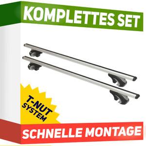 Relingträger Aluminium Dachträger für Peugeot Partner Rifter 3 III ab 19