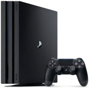 Sony PS4 Pro schwarz 1TB (CUH-7216B)