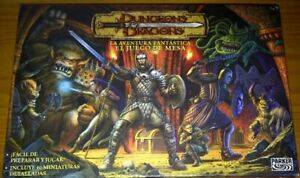 Donjons Et Dragons De Parker
