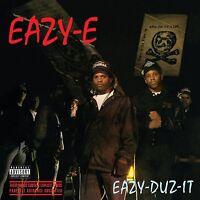 Eazy-e Eazy Duz It Debut Album 180g Priority Records Sealed Vinyl Lp