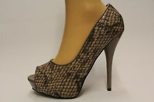 Stiletto-shoes-size-38-by-Exquily-colour-Brown
