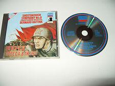 Shostakovich Symphony no 8 Bernard haitink cd 5 tracks 1984
