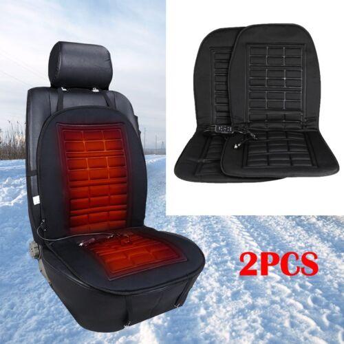 Auto Carbon Sitzheizung Universal Heizmatten Kfz Pkw mit 2 Stufen Schaltung DHL