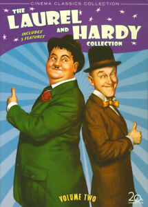 Laurel-and-Hardy-Collection-Vol-2-Boxset-New-DVD