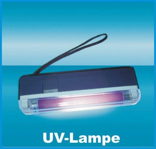 Stempelmachen ohne Tageslicht UV-Belichtungslampe UV-Lampe