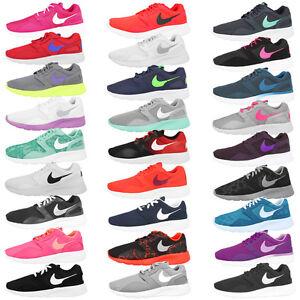 Nike-Kaishi-Women-GS-Chaussures-Chaussures-De-Course-Sport-Loisirs-Baskets-roshe-run-free-5-0