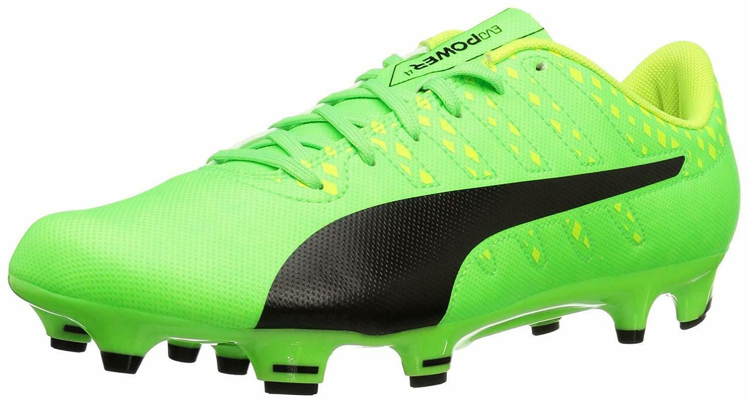 PUMA Men's Evopower Vigor 4 Fg Soccer shoes - Choose SZ color