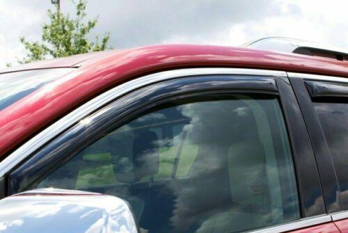 AVS Rain Guards 4Pc In-Channel Window Vent Visor For 10-19 Toyota 4Runner 194242