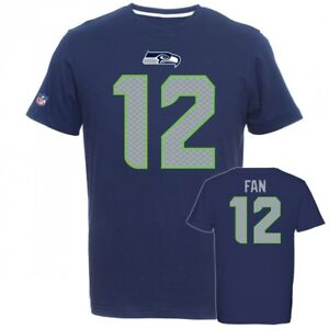 low priced 979c1 aaaf0 Details zu NFL Kinder T-Shirt SEATTLE SEAHAWkS 12 Fan Football Youth Trikot  Jersey
