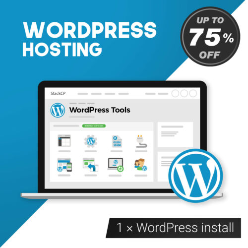 Unlimited Domain Hosting with Free StackCP Linux Web Hosting SSL CMS CDN DIVI