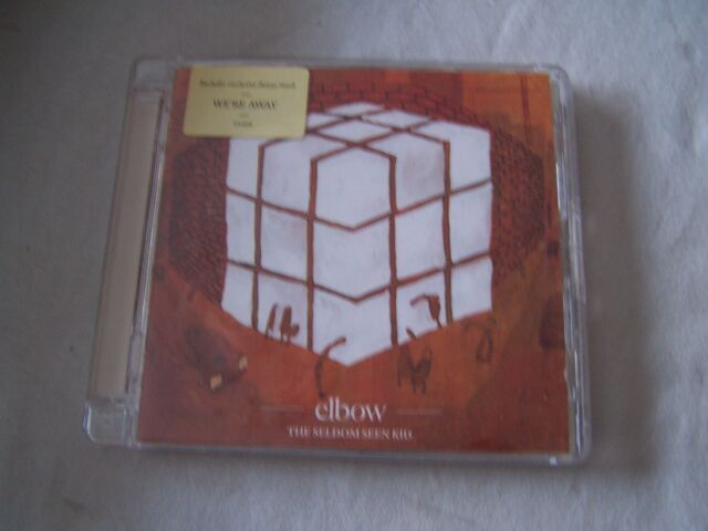 The Seldom seen Kid by Elbow CD 2008