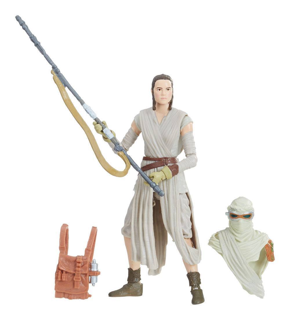 StarWars collection : Star Wars Black Series Vintage 2018 figure Rey (Jakku) (Episode VII)
